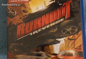 Burnout Revenge PS2 em bom estado