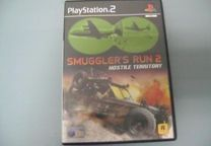 Jogo Ps2 Smuggler`s Run 2 Hostile Territory 10.00