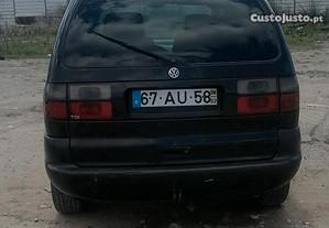 VW Sharan 1.9 tdi deixou de pegar - 98