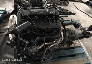 Motor ford Transit 2.4 125 cv