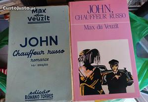 John O Chaufeur Russo (Max du Veuzit)
