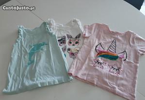 roupas para crianças 4 - 6 anos
