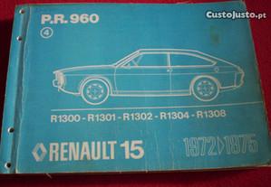 Renault 15 - 1972 1975