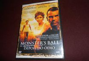 DVD-Monster`s Ball/Depois do ódio