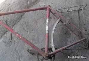 Bicicleta quadro mondia