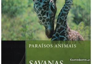 Paraísos Animais - Savanas