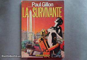 Livro La Survivante - Paul Gillon