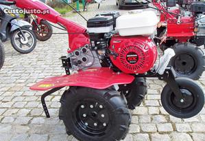 Moto-enxada Honda 6,5 Cv 3 vel