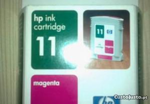 Tinteiro original HP 11 Magenta