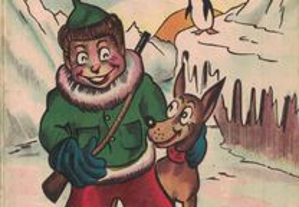 Farrusco no Pólo Norte de Gabriel Ferrão