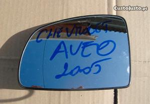 Chevrolet Aveo - 2005 - Espelho retrovisor