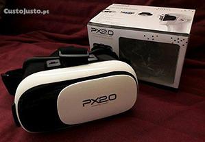 Óculos VR / 360º PX2.0