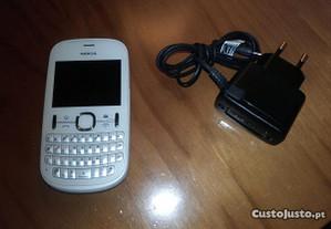 Telemóvel marca Nokia Asha