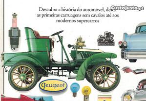 Enciclopédia Visual - Automóveis de Richard Sutton