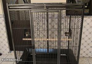 Gaiola Jaula mansão grandes dimensões para papagai