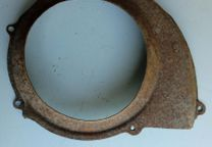 Proteção de volante magnético vespa antiga