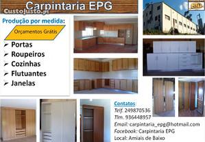 Carpintaria EPG