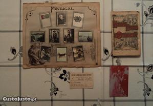 Lote Antiguidades de Portugal tempo do Estado Novo