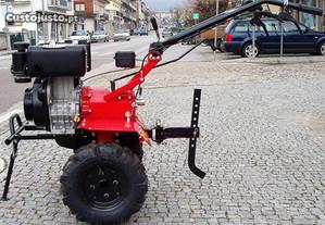 Moto-enxada Diesel 7cv 3 vel