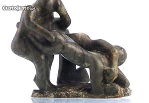 Grupo Escultórico Pedra Sabão