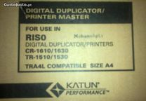 Printer master Risograph cr-1610/1630, tr1510/1530