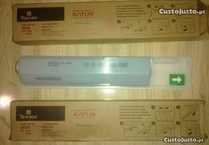 2x Toner p/ Mita dc-1205 /1255 /1415 /1435 /1455