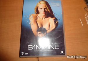DVD Al Pacino S1Mone Foi criada..uma estrela