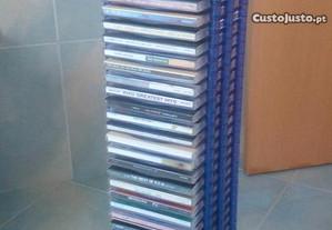Torre para 60 CD's