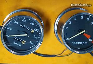 Manómetros Honda Cb 250 restauradas