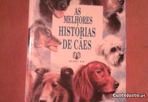 Livro: as melhores Historias de caes