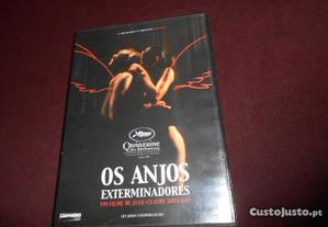 DVD-Os anjos exterminadores