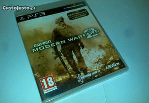 call of duty modern warfare 2 - jogo ps3