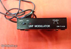 Modelador transmissor UHF