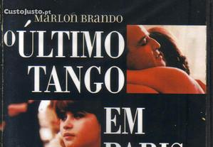 DVD: O Último Tango em Paris -NOVO! Selado!
