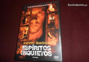 DVD-Espíritos inquietos-Kevin Bacon