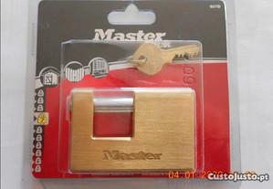 aluquetes MASTER LOCK 607D novos