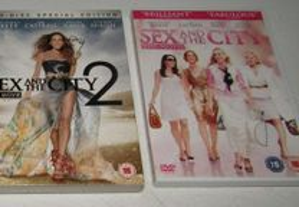 Sex & The City 2 - The Movie