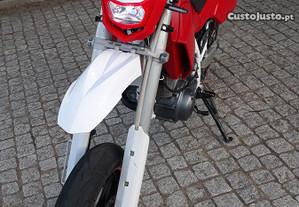 Yamaha tt 600E (kit estrada + tt)