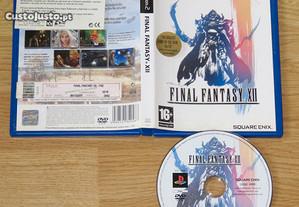 Playstation 2: Final Fantasy 12