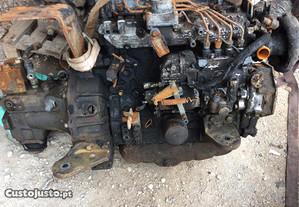 Trator-Motor 4D98E-1FB para Komatsu PC75
