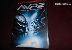 DVD-Alien vs.Predador 2-Requiem