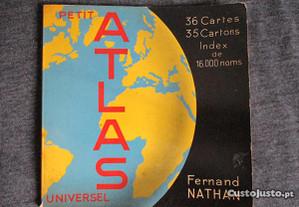 ATLAS Fernand Nathan em Frances 1957