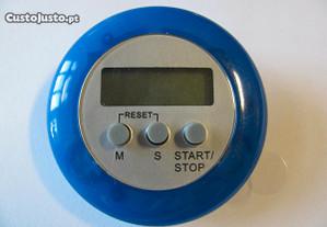 Temporizador/cronómetro para cozinha ou outros fin