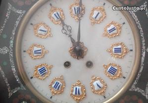Relógio de parede Sec XIX
