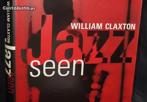 Livro Jazz Seen William Claxton Taschen