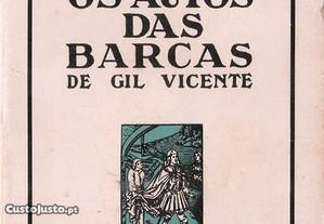 Os Autos das Barcas de Gil Vicente