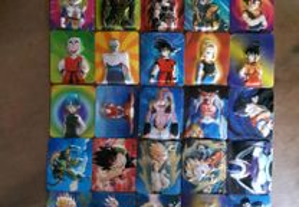 Colecção completa DragonFlash / Dragon ball