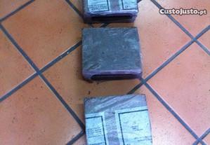 Pedras acumuladoras para aquecedor