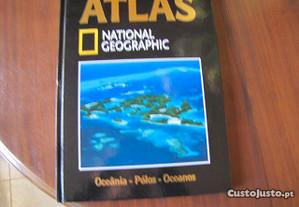 Atlas da Nacional Geographic