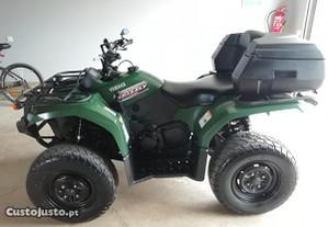 Yamaha grizzly 450 4x4